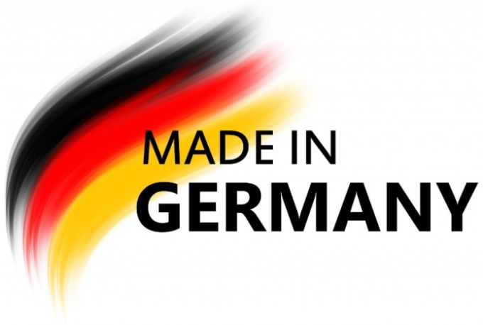 Made in Germany...